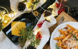 Шампанское Блан де Блан (Blanc de Blancs) Абрау-Дюрсо