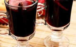 Алкогольный коктейль «Глинтвейн по-карибски»: рецепт с фото