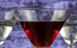 Алкогольный коктейль «Мартини «Бекон с яйцом»: рецепт с фото