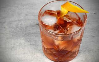 Алкогольный коктейль «Русский Кампари»: рецепт с фото