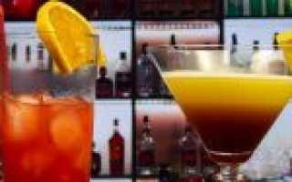 Билд (build) — метод смешивания коктейлей: рецепт с фото