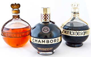Ликёр Chambord (Шамбор)