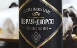 Шампанское «Удельное Ведомство» Абрау-Дюрсо, виды