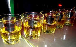 Пивной коктейль «Ирландская бомба»: рецепт с фото