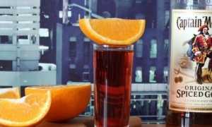 Алкогольный коктейль «Ром с вишнёвым соком»: рецепт с фото