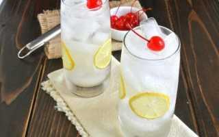 Алкогольный коктейль «Том Коллинз»: рецепт с фото