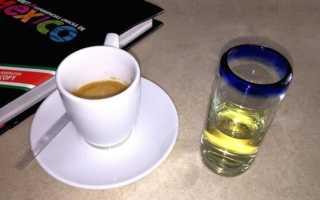 Алкогольный коктейль «Мексиканский кофе с текилой»: рецепт с фото