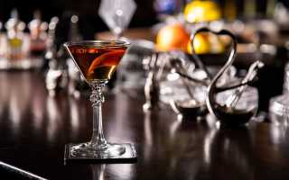 Алкогольный коктейль «Мартинез» (MARTINEZ): рецепт с фото