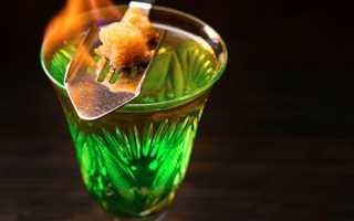 Алкогольный коктейль «Сладкий контраст» (Sweet contrast): рецепт с фото