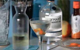 Алкогольный коктейль «Смокинг» (TUXEDO): рецепт с фото